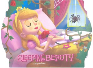 SLEEPING BEAUTY – A Pop-Up Book 2 (Kids Activities)