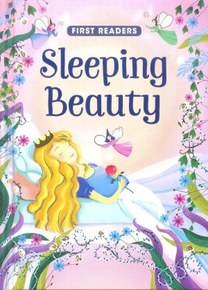FIRST READERS Series - SLEEPING BEAUTY (Kids Story Book)