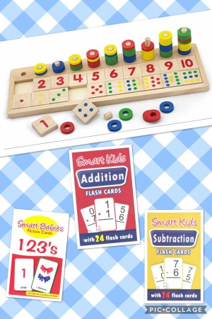 Bundled Offer - Baby Math 2 Set [Discounted Price]