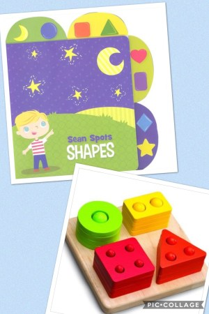 Bundled Offer - Read and Play Shapes Set [Discounted Price]