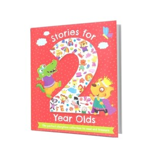 Storytime Collection - STORIES FOR 2 YEAR OLDS (Kids Story Book)