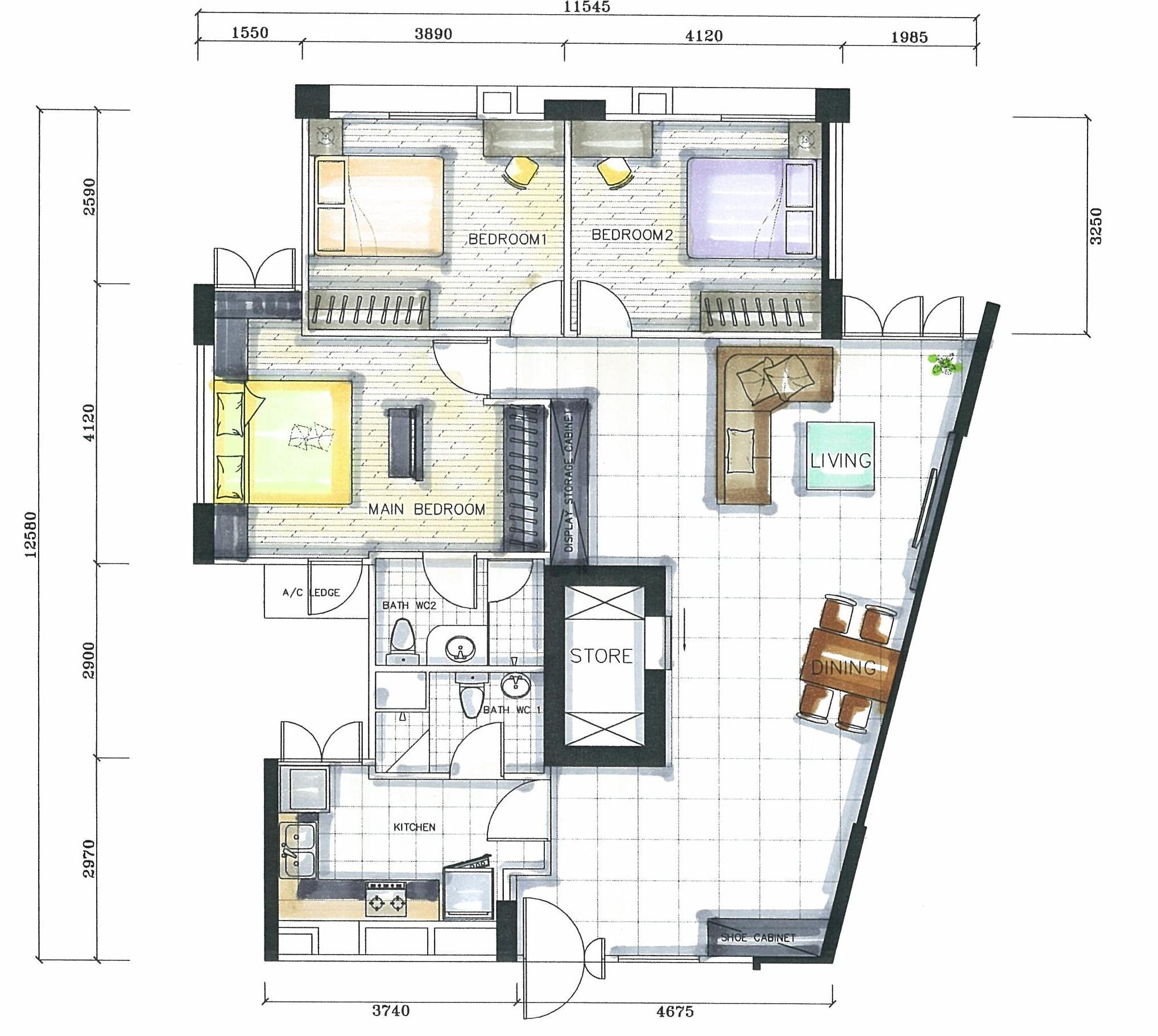 Small Office Designs And Layouts  Ideas About Double Desk - Home office design layout