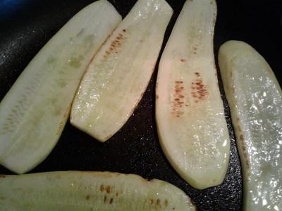Grill Squash Slices
