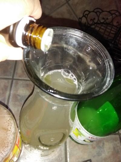 Lemon Water 3