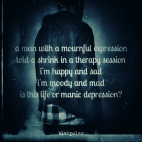 Blahpolar quote