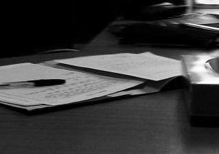 (Im)patient folder.