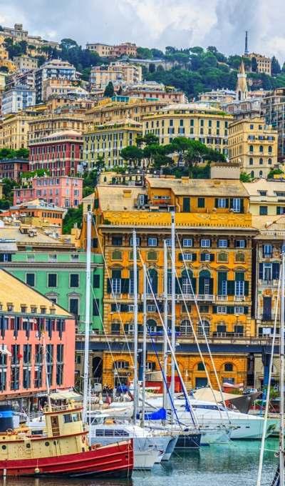 Genova – Much More Than Just Pesto …
