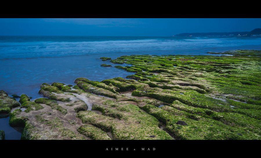 【新北.北海岸 】富貴角公園:老梅綠石槽、老梅迷宮、極北燈塔,來去看海景拍美照!