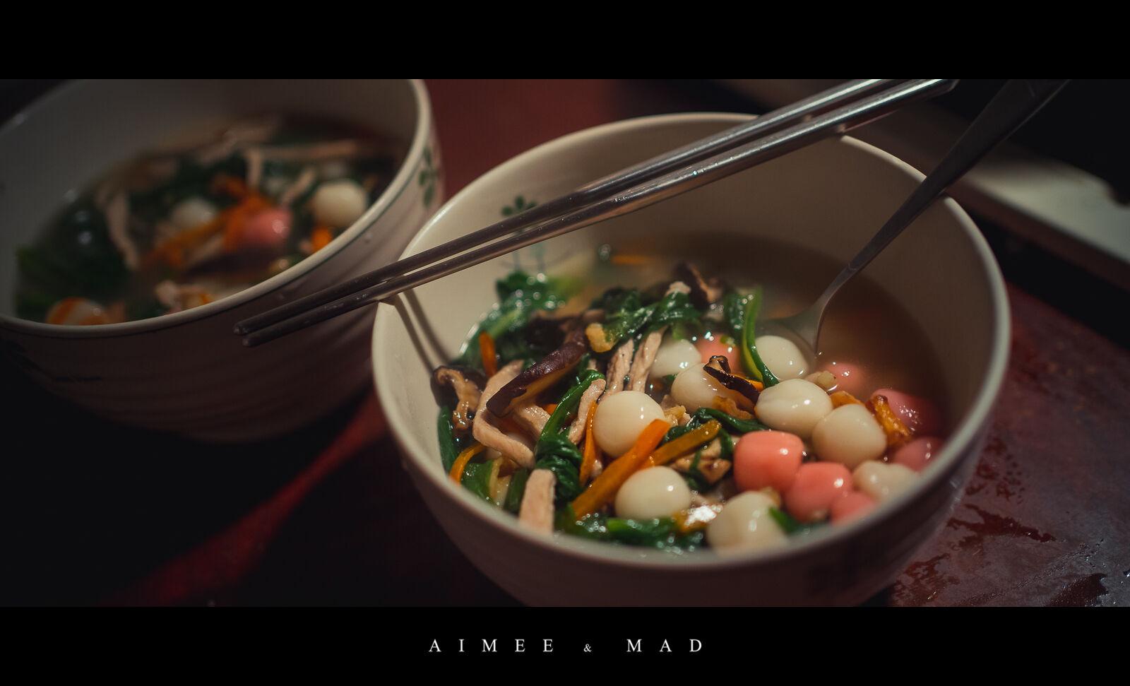 【客家鹹湯圓】媽媽的鹹湯圓製作方法,關鍵就在「爆香」這一步!