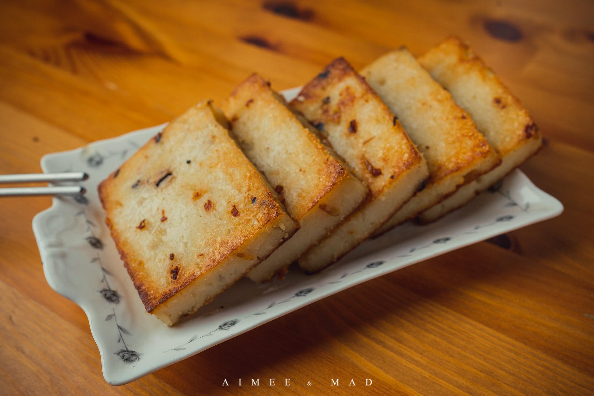 【蘿蔔糕】在來米粉漿+蘿蔔絲的比例多少?附蘿蔔糕三種料理!