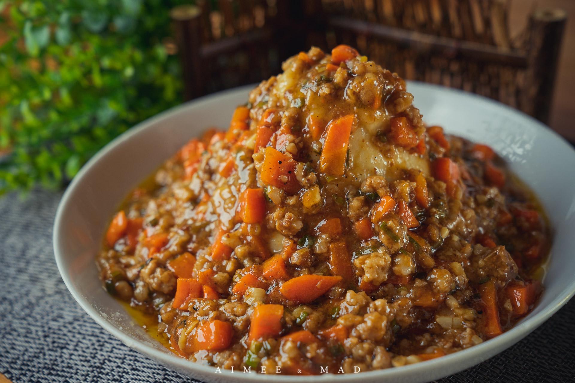 【火山馬鈴薯泥】大人和小孩都喜歡吃的省時省錢好料理!