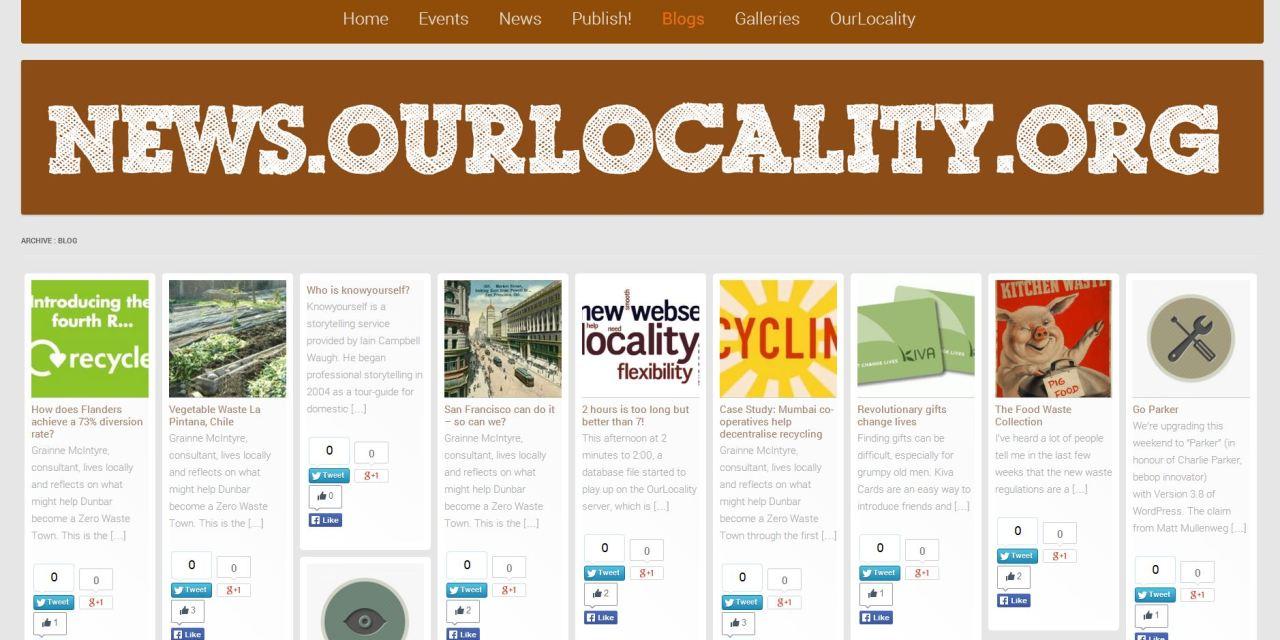 Keep OurLocality Beautiful