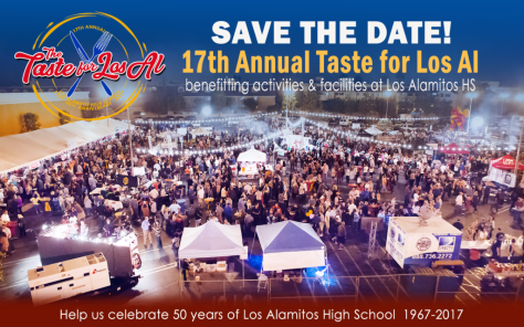 Taste for Los Al Save the Date