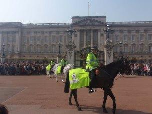 Police montée de Londres