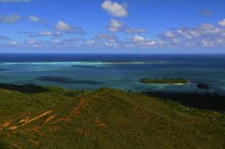 L'île Bayonnaise sur la droite