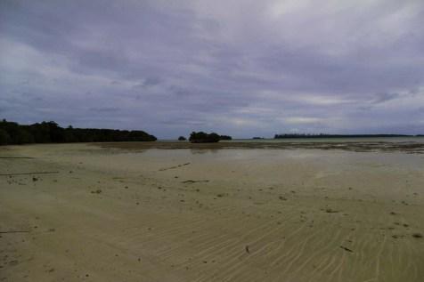 Situé à l'extrême NORD de l'île des Pins