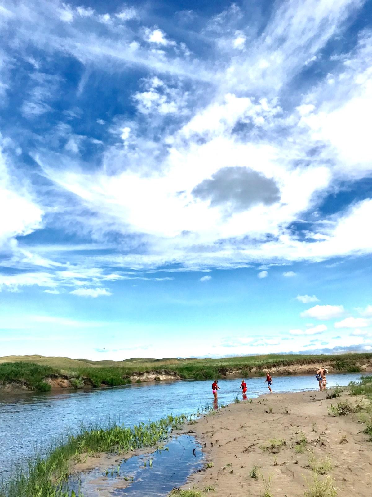 The Undiscovered Calamus Reservoir of Nebraska
