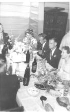 Joan and Ross Adams Wedding Reception - Thirroul IOOF