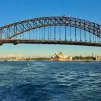 Down under in Sydney