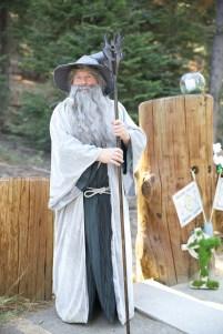 Pastor Rich Wilson (aka Gandalf)