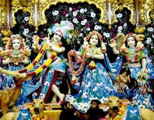 Sri Sri Radha Gopinath