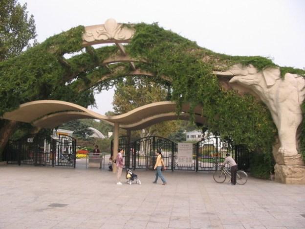 China Shanghai Zoo