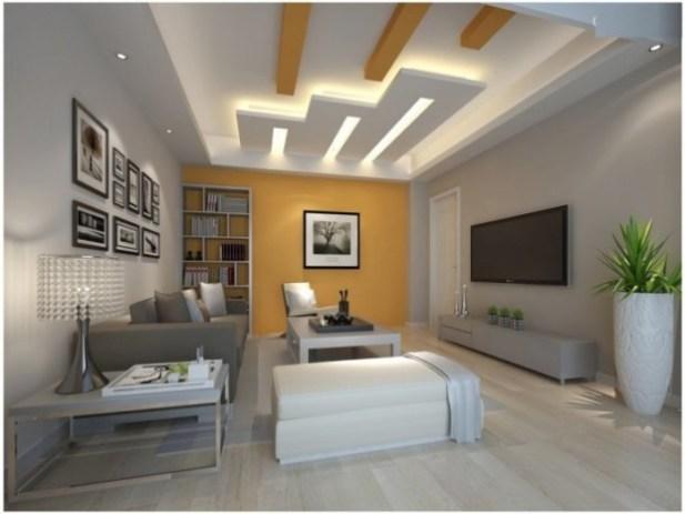 Best-Modern-Living-Room-Ceiling-Design-2017-Of-Ceiling-Pop-Designs-For-Living-Room-