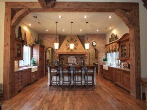 Rustic Wood Flooring Ideas 3