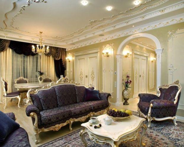 baroque style interior design ideas 1