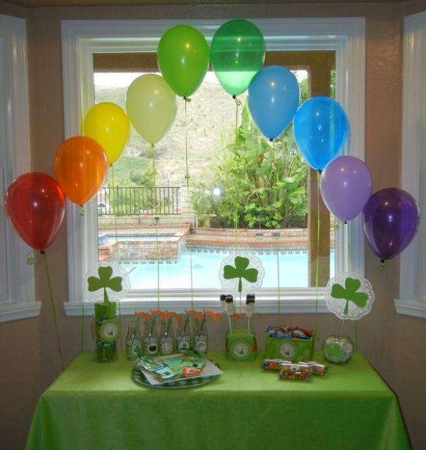 st patrick's day party decor