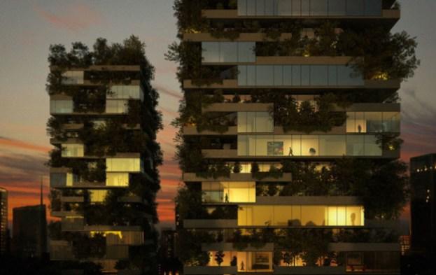 Bosco Verticale-Green Home Construction 3
