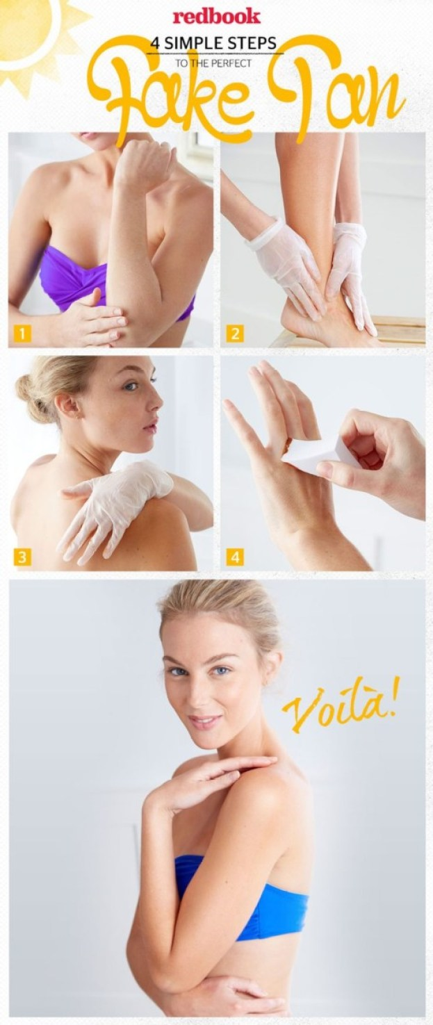 self tanning hacks you need to know