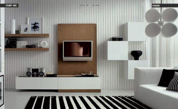 Tv Wall Design Ideas -