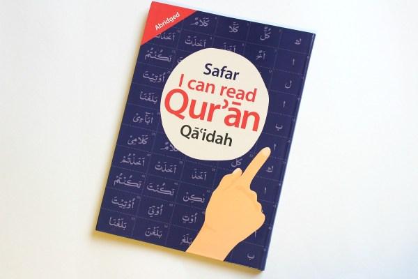 Safar Abridged Qaidah for children