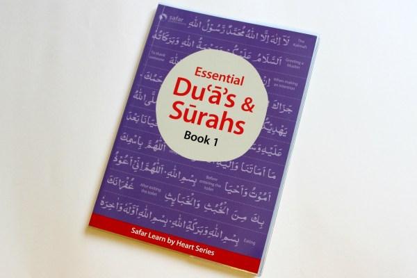 Duas and surahs for children Islamic curriculum