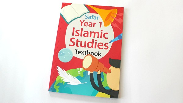 Safar Islamic Studies for children year 1