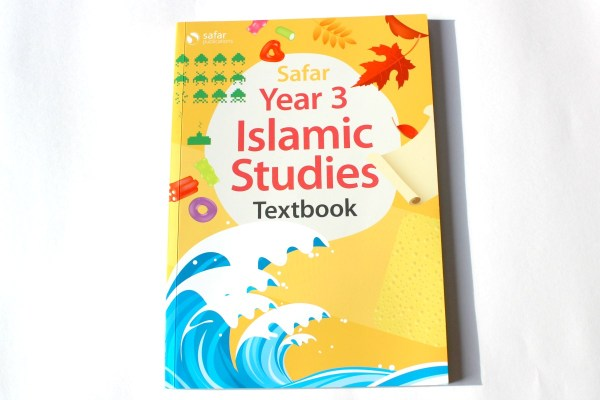 Year 3 Safar Islamic Studies 2nd Grade