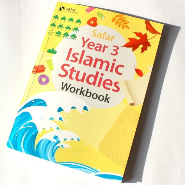 Safar Islamic studies for children year 3