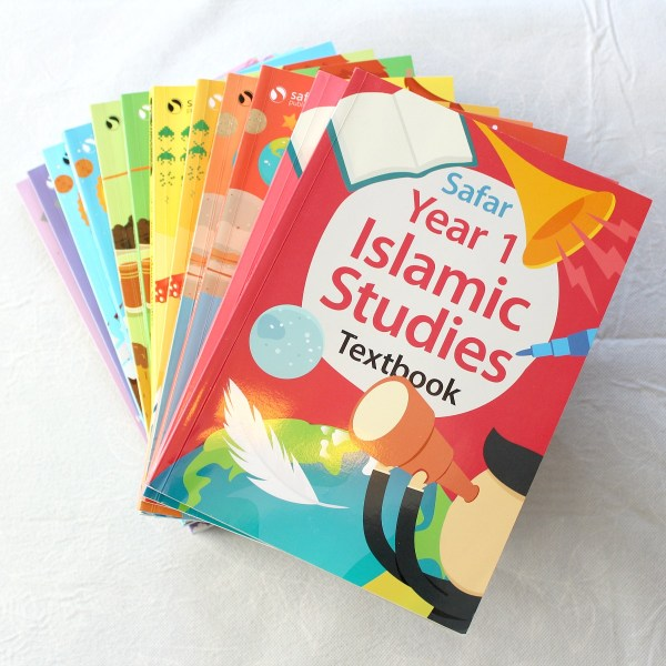 Safar Islamic Studies bundle