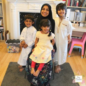 Our Muslim Homeschool curriculum