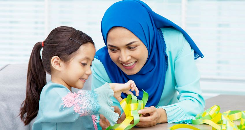 Muslim Preschool Learning at Home Curriculum