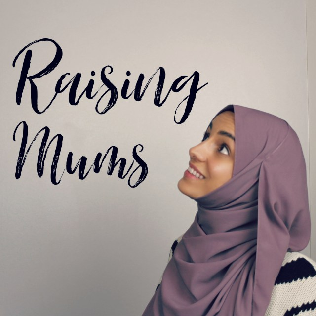 Raising Mums Podcast launch