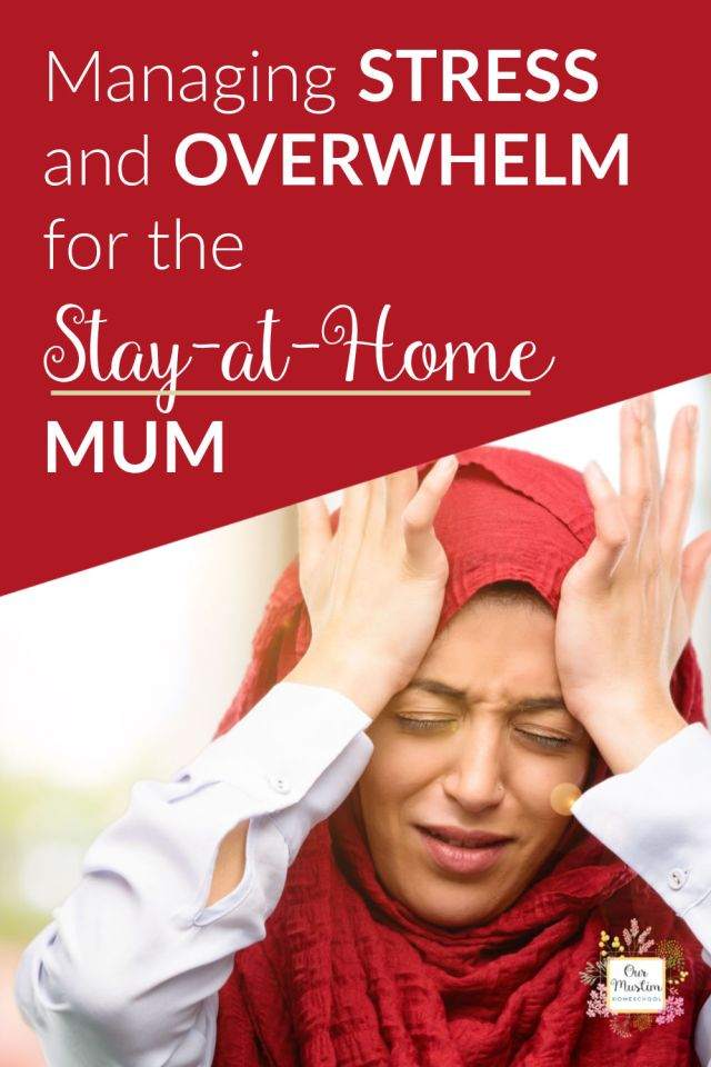 Mum Stress | Managing Overwhelm for the Stay-at-Home Mum   3 steps to manage your stress so that you can enjoy your family again!  Blog post, podcast and video!