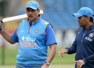 MS Dhoni one of cricket's greats no one can replace his experience Ravi Shastri