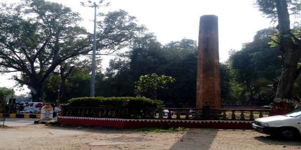 Zero Mile Stone That Will Become The Symbol Of Modern Nagpur