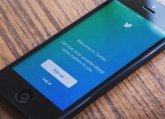 Twitter Account Locked