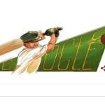 Google remembers Don Bradman