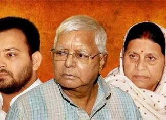 IRCTC Scam : Rabri Devi, Tejashwi Yadav get regular bail