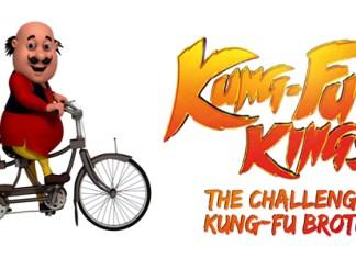 Motu Patlu Kungfu Kings 4