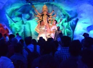 रानी लक्ष्मीबाई दुर्गा उत्सव मंडल
